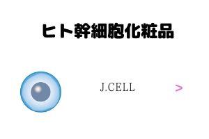 ヒト幹細胞化粧品のおすすめJCELL